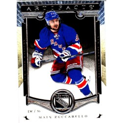 MATS ZUCCARELLO 2015-16 UD ARTIFACTS