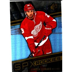 JOSH JOORIS 2014-15 UPPER DECK SPX ROOKIE