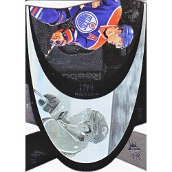 "TAYLOR HALL 2014-15 UPPER DECK SPX "" RETRO "" DIECUT"