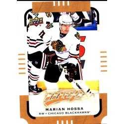MARIAN HOSSA 2015-16 UPPER DECK MVP