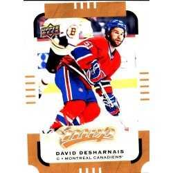 DAVID DESHARNAIS 2015-16 UPPER DECK MVP
