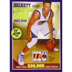 BECKETT NBA PRICE GUIDE