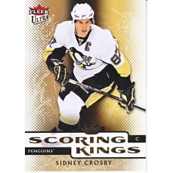 "SIDNEY CROSBY 2009-10 ULTRA "" SCORING KINGS """