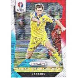 "TARAS STEPANENKO 2016 PRIZM UEFA "" RED AND BLUE PRIZM """