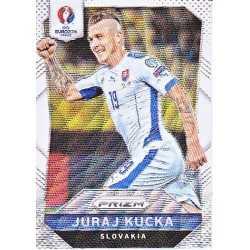 "JURAJ KUCKA 2016 PRIZM UEFA "" WHITE PRIZM "" SSP"
