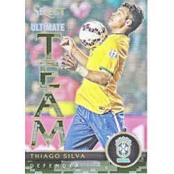 "TIAGO SILVA 2015-16 SELECT "" CAMO PRIZM "" /249"