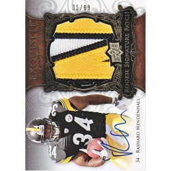 SAMMIE COATES 2015 NATIONAL TREASURES ROOKIE JERSEY /99