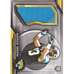 JUSTIN HUNTER 2013 ABSOLUTE ROOKIE JERSEY /99