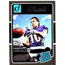 "KEENAN REYNOLDS 2016 DONRUSS "" RATED ROOKIE "" RC"