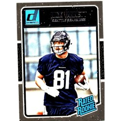 "CHRIS MOORE 2016 DONRUSS "" RATED ROOKIE "" RC"