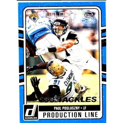 "KHALIL MACK 2016 DONRUSS "" PRODUCTION LINE """