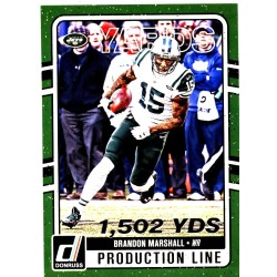 "DEANDRE HOPKINS 2016 DONRUSS "" PRODUCTION LINE """