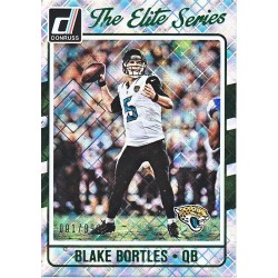 "BLAKE BORTLES 2016 DONRUSS "" THE ELITE SERIES "" /999"