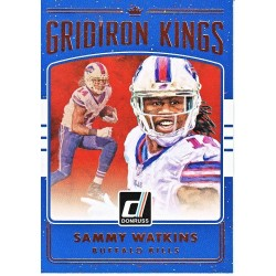 "BRANDON MARSHALL 2016 DONRUSS "" GRIDIRON KINGS """