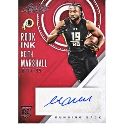 """CODY CORE 2016 ABSOLUTE """" ROOK INK """" ROOKIE AUTO /399"""