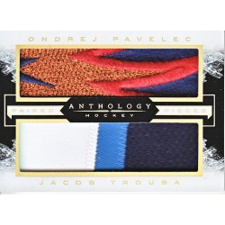 "BOSSY / TAVARES 2014-15 ANTHOLOGY "" PAIRED PIECES "" DUAL PATCH /190"