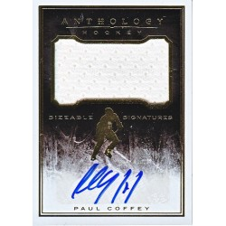 KEITH PRIMEAU 2014-15 ANTHOLOGY PATCH AUTO /30