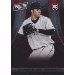 TAIJUAN WALKER 2014 PANINI THE NATIONAL ROOKIE