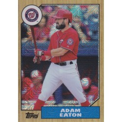 ADAM EATON 2017 TOPPS SILVER PACK 1987 CONTINUITY