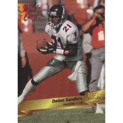 DEION SANDERS 1993 WILD CARD