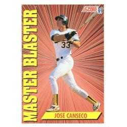 JOSE CANSECO 1991 FLEER