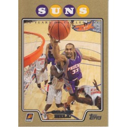 GRANT HILL 2008-09 TOPPS GOLD /2008