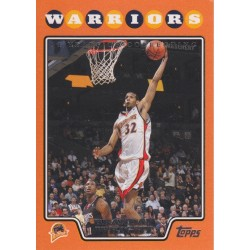 BRANDAN WRIGHT 2008-09 TOPPS ORANGE /1199