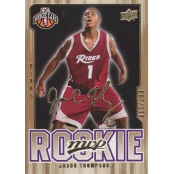 JASON THOMPSON 2008-2009 UPPER DECK MVP GOLD SCRIPT ROOKIE /100