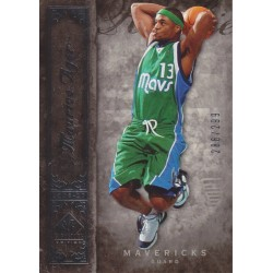 MAURICE AGER 2006-07 UPPER DECK SP SIGNATURE ROOKIE  /299