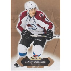 MATT DUCHENE 2016-17 FLEER SHOWCASE