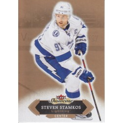 STEVEN STAMKOS 2016-17 FLEER SHOWCASE