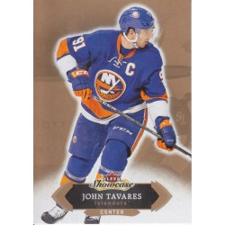 JOHN TAVARES 2016-17 FLEER SHOWCASE