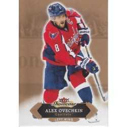 ALEXANDER OVECHKIN 2016-17 FLEER SHOWCASE