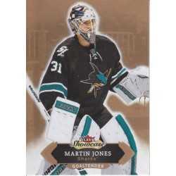 MARTIN JONES 2016-17 FLEER SHOWCASE