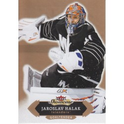 JAROSLAV HALAK 2016-17 FLEER SHOWCASE
