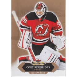 COREY SCHNEIDER 2016-17 FLEER SHOWCASE