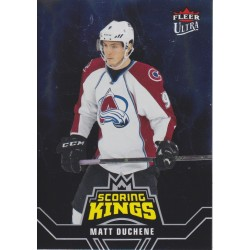MATT DUCHENE 2016-17 FLEER SHOWCASE SCORING KINGS