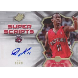 T.J FORD 2007-08 SPX SUPER SCRIPTS AUTO