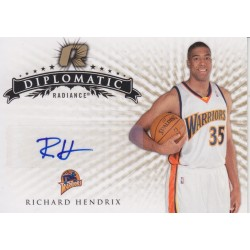 RICHARD HENDRIX 2008-09 RADIANCE DIPLOMATIC AUTO