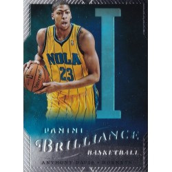 ANTHONY DAVIS 2012-13 PANINI BRILLIANCE SPELLBOUND ROOKIE