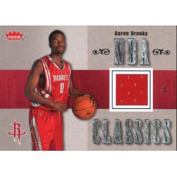 AARON BROOKS 2007-08 NBA CLASSICS JERSEY