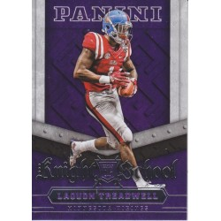 LAQUON TREADWELL 2016 PANINI KNIGHT SCHOOL ROOKIE