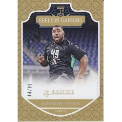 SHELDON RANKINS 2016 PANINI ROOKIE BLUE /99