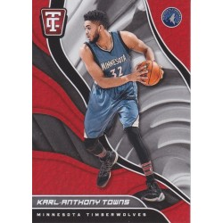 KARL ANTHONY TOWNS 2017-18 CERTIFIED