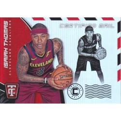 ISAIAH THOMAS 2017-18 CERTIFIED CERTIFIED MAIL