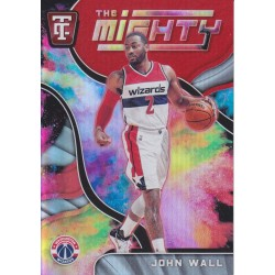 JOHN WALL 2017-18 CERTIFIED THE MIGHTY