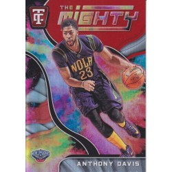 ANTHONY DAVIS 2017-18 CERTIFIED THE MIGHTY