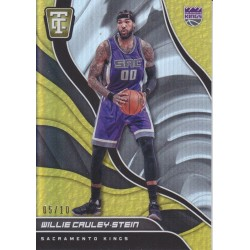 WILLIE CAULEY STEIN 2017-18 CERTIFIED GOLD /10