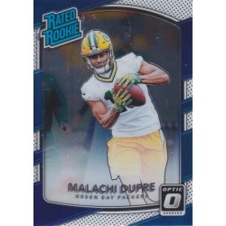 MALACHI DUPRE 2017 DONRUSS OPTIC RATED ROOKIE
