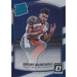 JEREMY McNICHOLS 2017 DONRUSS OPTIC RATED ROOKIE